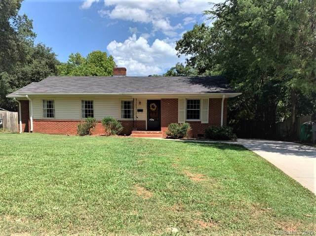 4327 Castlewood Road, Charlotte, NC 28209 (#3540321) :: LePage Johnson Realty Group, LLC