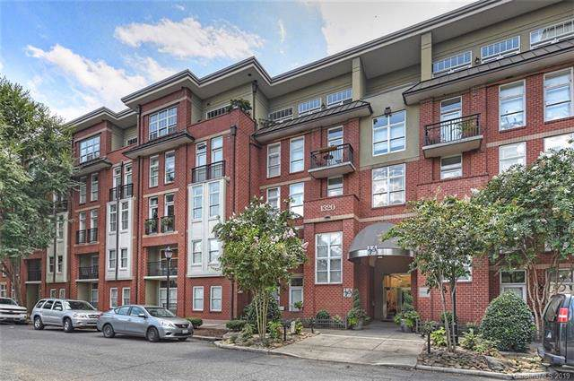 1320 Fillmore Avenue #117, Charlotte, NC 28203 (#3540347) :: Besecker Homes Team