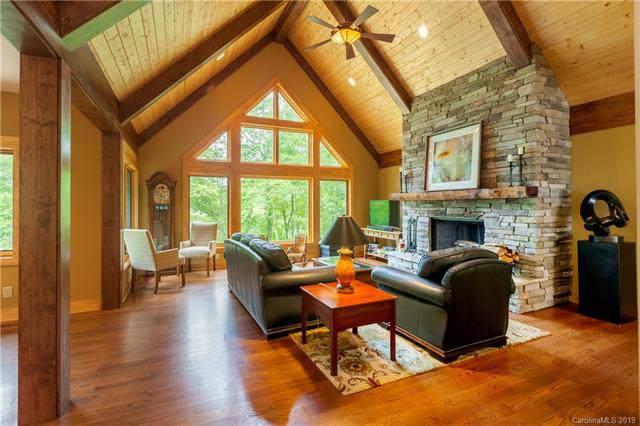 438 Lakewood Drive, Lake Lure, NC 28746 (#3540355) :: Puma & Associates Realty Inc.