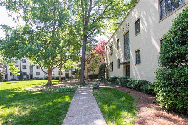 1121 Myrtle Avenue #21, Charlotte, NC 28203 (#3540364) :: Besecker Homes Team