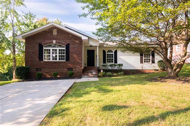 1601 Washington Avenue, Charlotte, NC 28216 (#3540374) :: Homes Charlotte