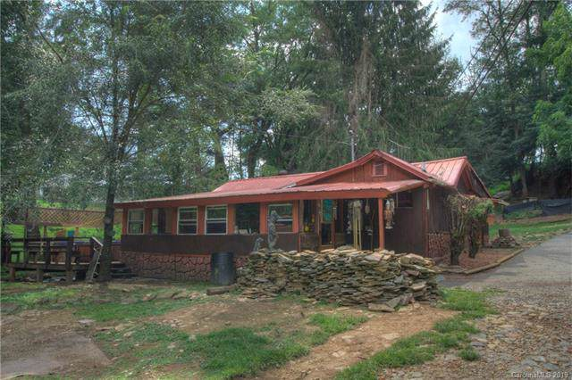 18705 Great Smoky Mountain Parkway, Waynesville, NC 28786 (#3540384) :: Exit Realty Vistas
