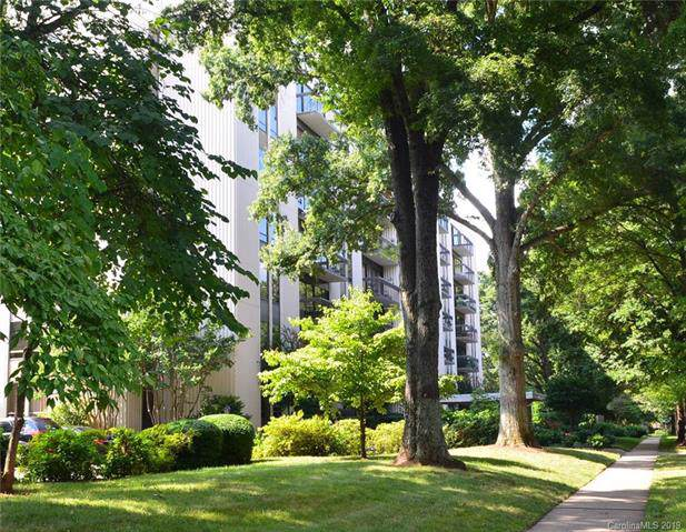 2222 Selwyn Avenue #602, Charlotte, NC 28207 (#3540425) :: LePage Johnson Realty Group, LLC