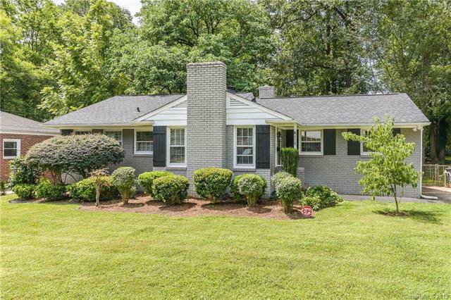 518 Hollis Road, Charlotte, NC 28209 (#3540473) :: Besecker Homes Team