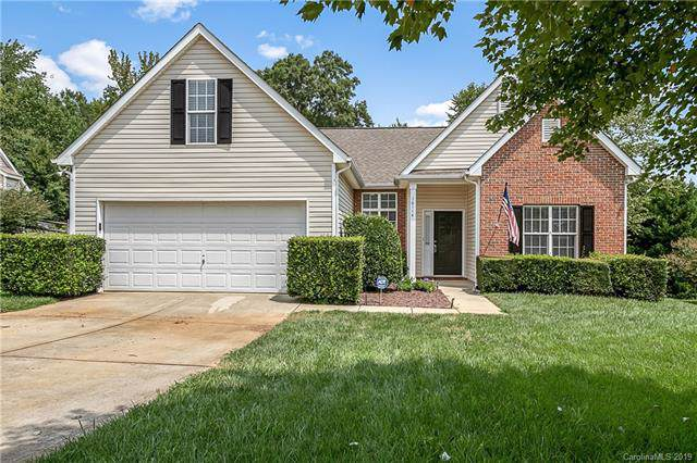 16114 Circlegreen Drive, Charlotte, NC 28273 (#3540488) :: Carlyle Properties