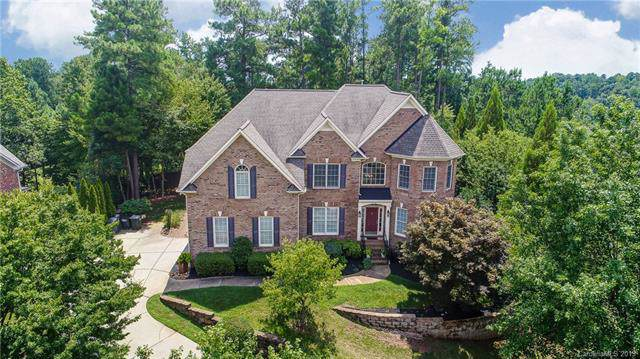 1708 Bentgrass Lane, Tega Cay, SC 29708 (#3540494) :: Team Honeycutt