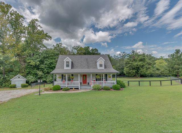 142 Landrum Road, Columbus, NC 28722 (#3540528) :: Keller Williams Professionals