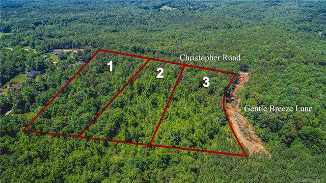 Lot 3 Christopher Road, Iron Station, NC 28080 (#3540540) :: MartinGroup Properties