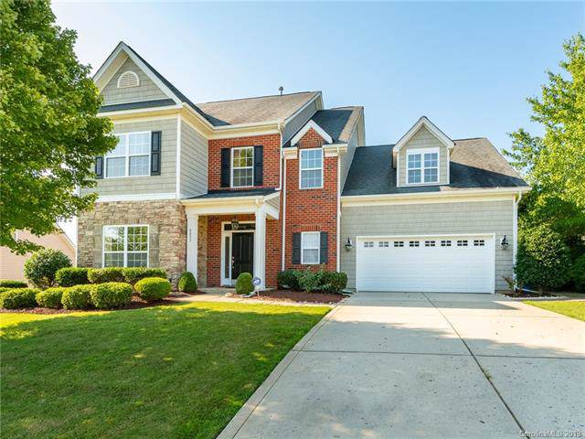 4833 Benhill Drive, Harrisburg, NC 28075 (#3540580) :: Stephen Cooley Real Estate Group
