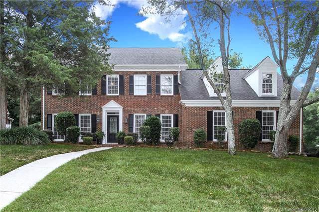 2900 Polo Ridge Court, Charlotte, NC 28210 (#3540596) :: Cloninger Properties