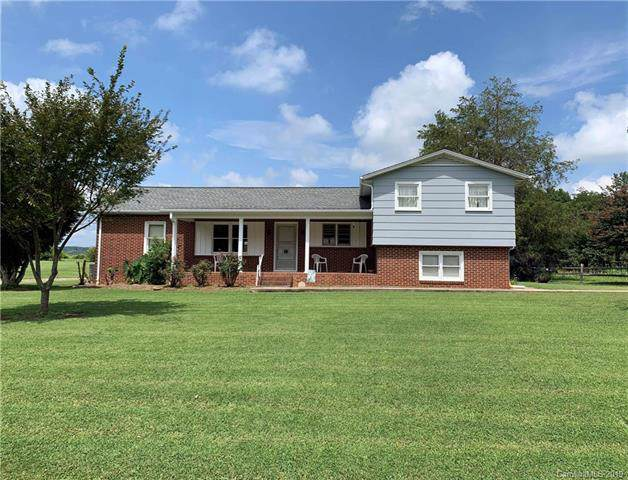 707 Dg Echerd Road, Taylorsville, NC 28681 (#3540604) :: Carlyle Properties