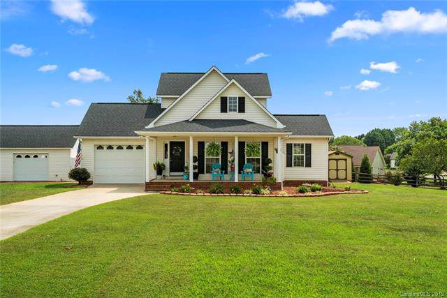 106 Lynnette Drive, Mt Ulla, NC 28125 (#3540714) :: Roby Realty