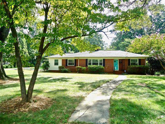 1666 Medford Drive, Charlotte, NC 28205 (#3540729) :: Keller Williams South Park