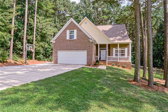 289 Harbor Landing Drive, Mooresville, NC 28117 (#3540779) :: Odell Realty