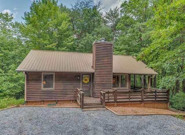 718 Piney Gate Road, Saluda, NC 28773 (#3540780) :: The Ramsey Group