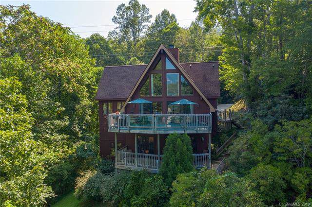 141 Falcon Drive, Lake Lure, NC 28746 (#3540810) :: Keller Williams Professionals