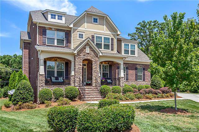 1103 Caraway Lane, Indian Trail, NC 28079 (#3540825) :: Scarlett Real Estate