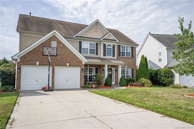 9631 Laurie Avenue, Concord, NC 28027 (#3540854) :: Homes Charlotte