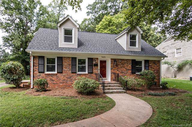 5421 Wedgewood Drive, Charlotte, NC 28210 (#3540872) :: LePage Johnson Realty Group, LLC