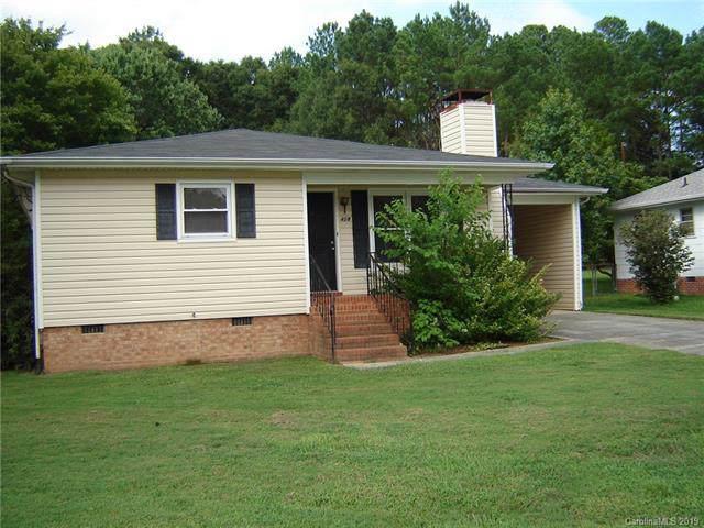 408 Victoria Avenue, Monroe, NC 28112 (#3540878) :: Carlyle Properties