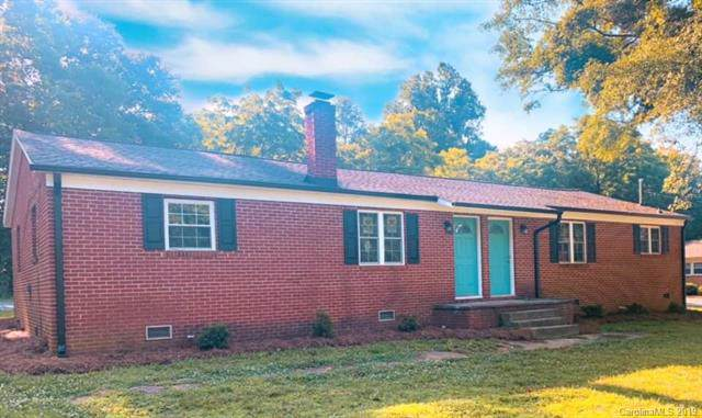 3014 & 3016 Church Street, Claremont, NC 28610 (#3540935) :: Homes Charlotte