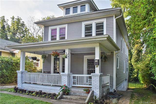 55 Walton Street, Asheville, NC 28801 (#3540944) :: Charlotte Home Experts
