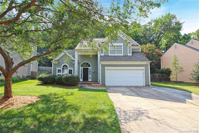 4134 Beauvista Drive, Charlotte, NC 28269 (#3540965) :: Odell Realty