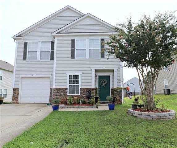 1565 Matthew Allen Circle, Kannapolis, NC 28081 (#3540983) :: Carlyle Properties