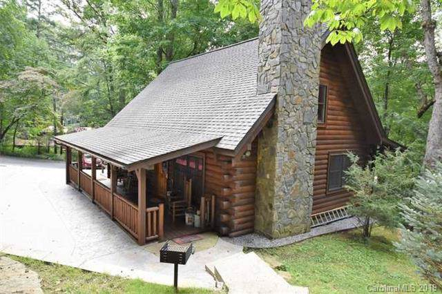 191 Driftwood Loop #3, Maggie Valley, NC 28751 (#3541068) :: Keller Williams Professionals