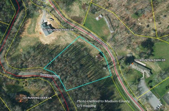 Lot 9 Mountain Park Drive #9, Mars Hill, NC 28754 (#3541119) :: Charlotte Home Experts