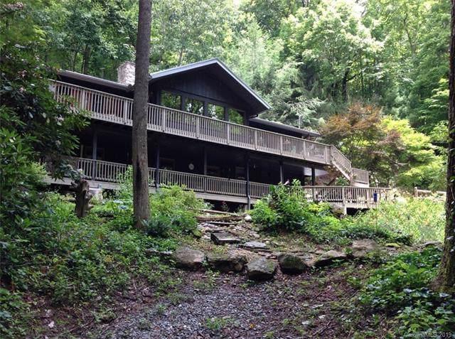 376 Hutchinson Road, Sylva, NC 28779 (#3541185) :: Keller Williams Biltmore Village