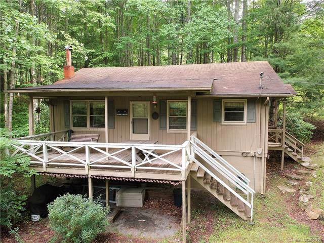 114 Cataloochee Lane, Waynesville, NC 28785 (#3541220) :: MartinGroup Properties