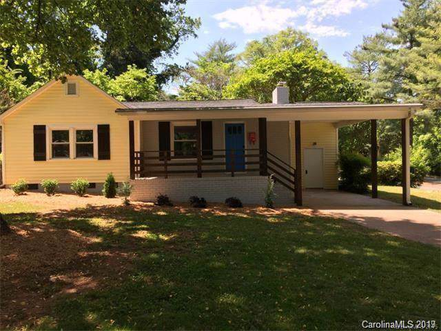 5032 Erickson Road, Charlotte, NC 28205 (#3541243) :: Homes Charlotte