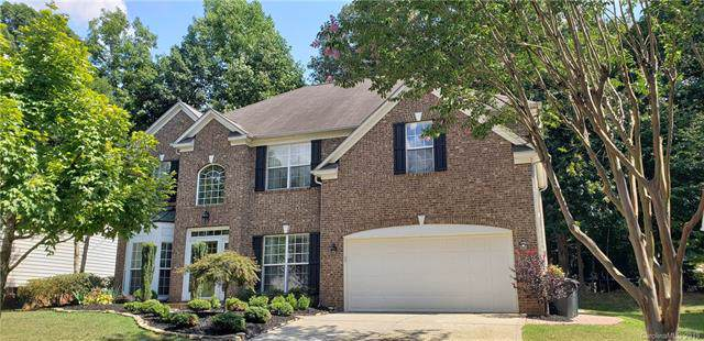 12306 Kane Alexander Drive, Huntersville, NC 28078 (#3541263) :: Odell Realty