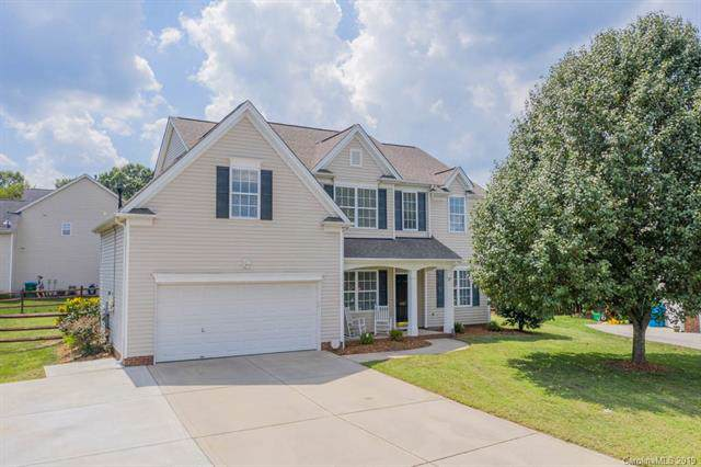 4705 Mimosa Place, Harrisburg, NC 28075 (#3541290) :: Carolina Real Estate Experts