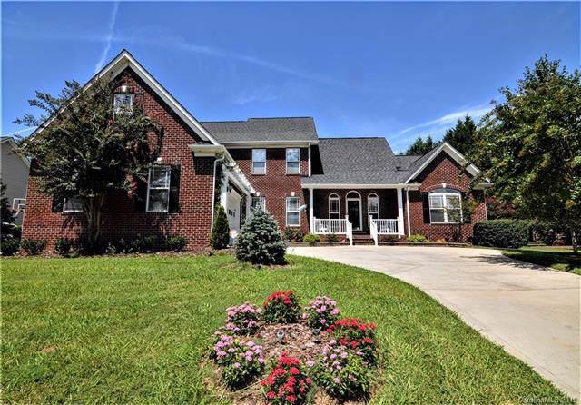 5018 Shannamara Drive, Matthews, NC 28104 (#3541306) :: Chantel Ray Real Estate
