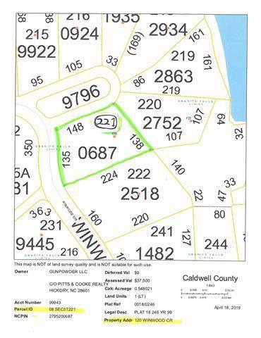 120 Winwood Circle #221, Granite Falls, NC 28630 (#3541352) :: Cloninger Properties