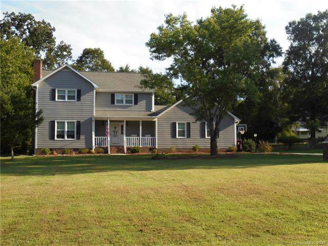 190 Willow Drive, Salisbury, NC 28146 (#3541357) :: MartinGroup Properties