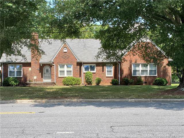 3524 Main Street, Claremont, NC 28610 (#3541385) :: The Ramsey Group