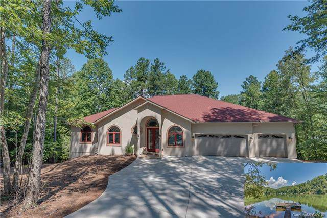 940 Hawk Ridge Drive #3, Mill Spring, NC 28756 (#3541454) :: Rowena Patton's All-Star Powerhouse