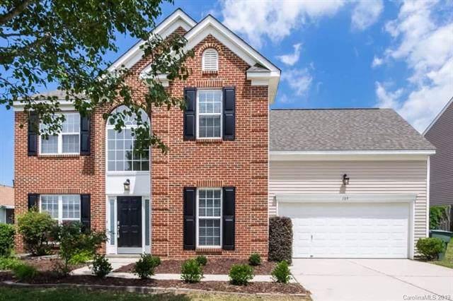 109 Nevis Lane, Mooresville, NC 28115 (#3541455) :: Scarlett Real Estate