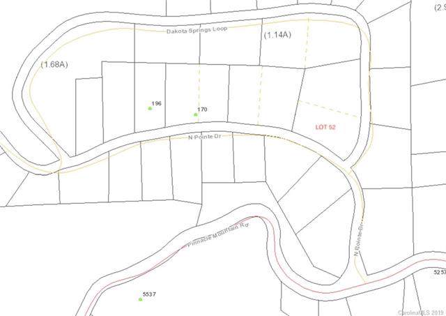 Lot 52 Dakota Springs Loop, Zirconia, NC 28790 (#3541483) :: Keller Williams Professionals