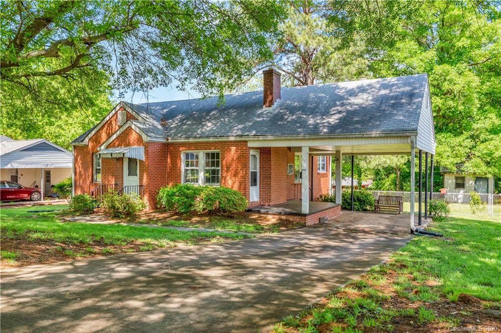 1222 E Park Drive, Gastonia, NC 28054 (#3541491) :: Stephen Cooley Real Estate Group