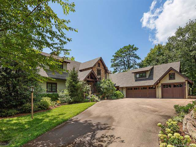 175 Elk Mountain Trail, Brevard, NC 28712 (#3541516) :: Carlyle Properties