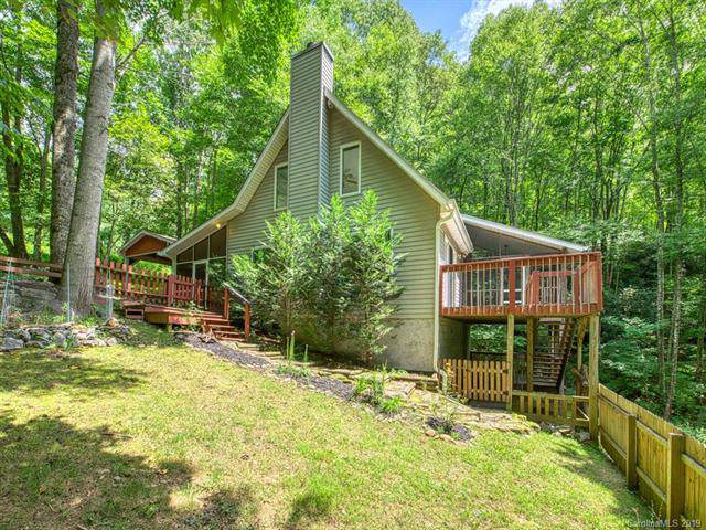 4298 Bald Creek Road 58 & 59, Clyde, NC 28721 (#3541541) :: Roby Realty