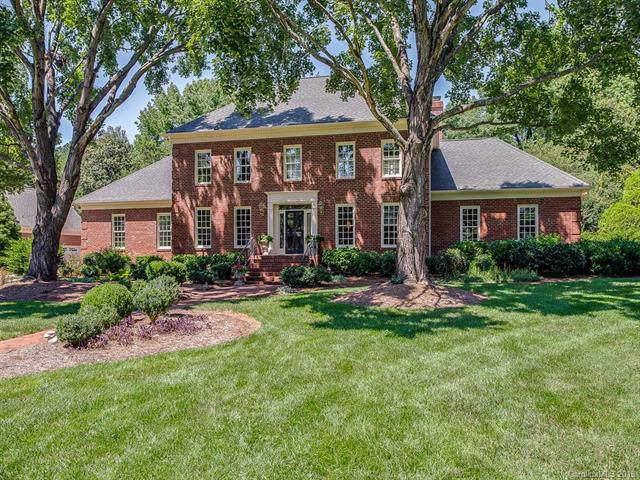 6738 N Baltusrol Lane, Charlotte, NC 28210 (#3541579) :: Carlyle Properties