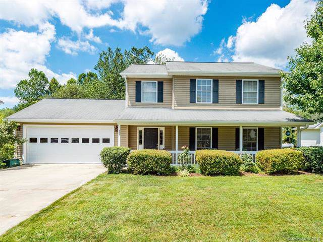 11 Bee Meadows Circle #3, Swannanoa, NC 28778 (#3541585) :: LePage Johnson Realty Group, LLC
