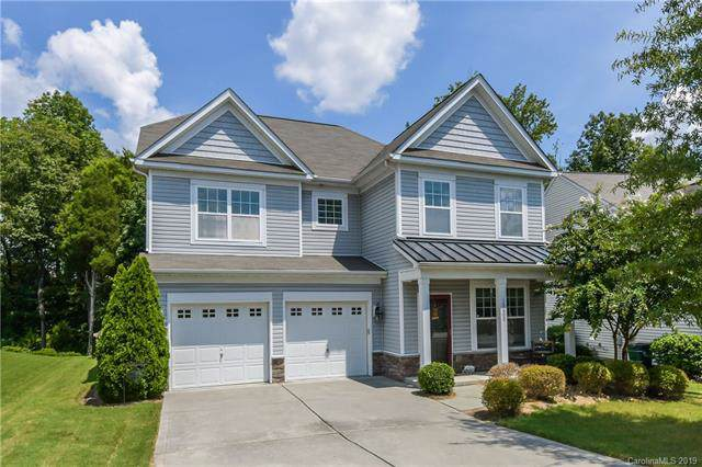 13600 Brandon Trail Drive, Charlotte, NC 28213 (#3541651) :: Odell Realty