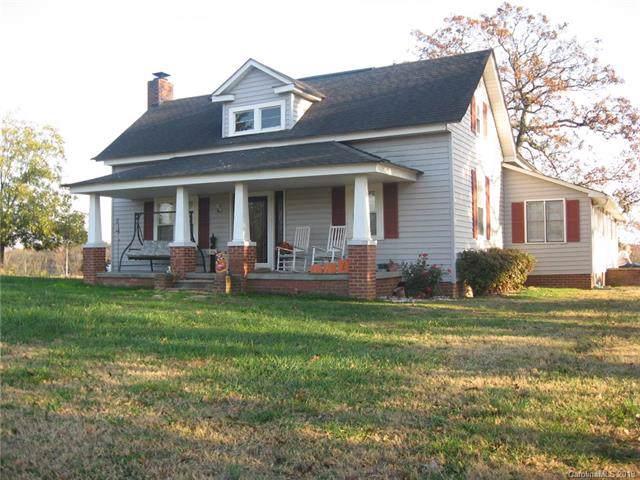 387 Bennett Martin Road, Polkton, NC 28135 (#3541663) :: Carolina Real Estate Experts