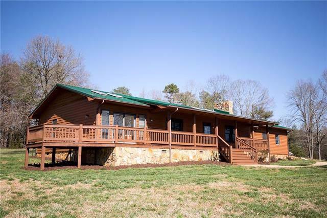 76 Carrigan Road, Taylorsville, NC 28681 (#3541678) :: Rinehart Realty